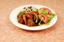 Grenadian stew chicken
