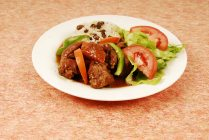 Grenadian stew chicken