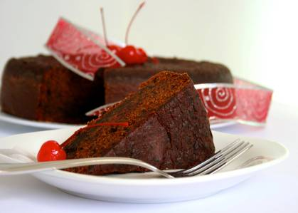 Grenadian black cake