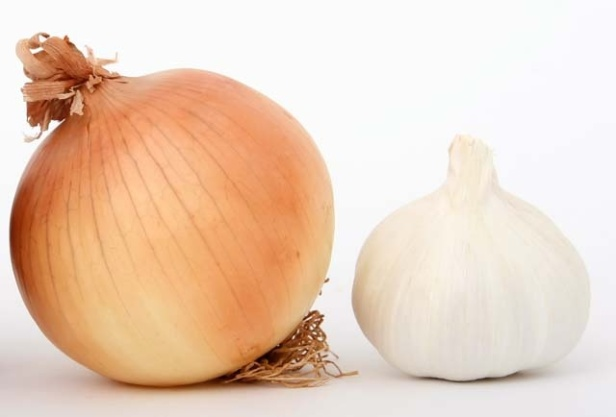 onion-garlic